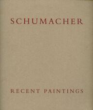 Thomas M Messer / Emil Schumacher Recent Paintings 1991