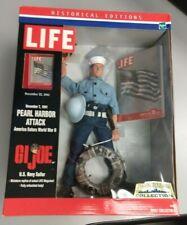 G I Joe Historic Editions Pearl Harbor Attack Us Navy Sailor