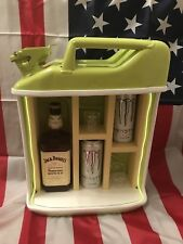 Jerry Can Mini Bar, Luxuary One Off Gift, Man Cave, Lime , Ideal Xmas Gift 4him!