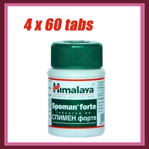 4 x Speman Forte 60 tabletten tablets | EU