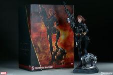 Marvel Comics Black Widow Premium Format Figure Sideshow Collectibles Statue