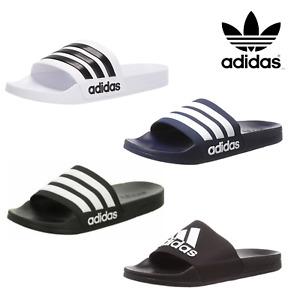 Adidas Adilette Shower Herren Schuhe Badeschuhe Sandale Badelatschen Slipper