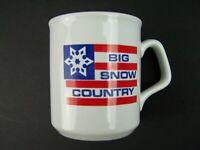 Sepp's Ski Shop Ironwood Michigan Coffee Cup Big Snow Country