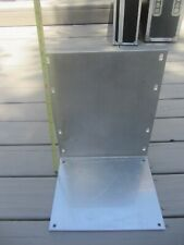 Extra large Aluminum L bracket mount for food trucks, control boxes, equiptment