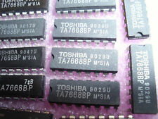 ic TA 7668 BP / ci TA7668BP DIP16 TOSHIBA neuf