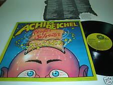 ACHIM REICHEL Heisse Scheibe -1979 Germany LP-krautrock