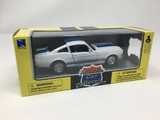SHELBY GT 350 MUSCLE CAR NEWRAY 1/32 WHITE - NEW IN BOX