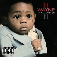 Tha Carter III [LP, Vol. 1] [PA] by Lil Wayne (Vinyl, Aug-2008, 2 Discs, Cash Money)