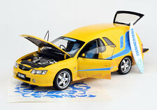 Holden VY SS Custom Sandman Panelvan Devil Yellow with 'Wild' decal kit  1:18