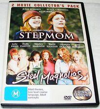 STEPMOM / STEEL MAGNOLIAS--(Dvd 2 Disc Set)
