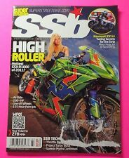 SUPER STREET BIKE MAGAZINE JULY/2011...HIGH ROLLER: HOTTEST GSX-R1000 OF 20111
