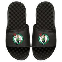 Boston Celtics Slides ISlide Primary Adjustable Sandals