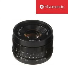7artisans 50mm f/1.8 Lens for Canon-M Mount