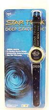 1990s Star Trek Deep Space 9 Digital Watch Set of 2- Mint on Card- UNUSED