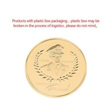 Golden Rommel Marshal Commemorative Coin Collection Gifts Souvenir Craft
