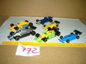 Konvolut, Sammlung Nr. 772 Modellautos u.a. Welly Formel Rennwagen, 04-20