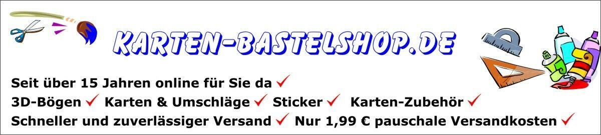 Karten-Bastelshop*de