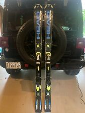 Head Super Shape 2015/16 I Titan Skis And Bindings 163cm