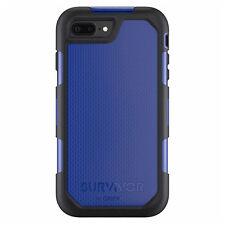 GRIFFIN SURVIVOR SUMMIT CASE FOR IPHONE 8 PLUS/7 PLUS/6 PLUS - BLACK/BLUE