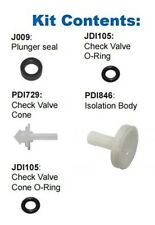 DOSATRON Part PJDI900VF:  DM11F - 11 GPM Injection Seal Kit