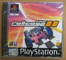 Videogame Rollcage Stage II PSX PSONE NEW&SEALED RARE!