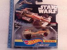 HOT WHEELS STAR WARS CARSHIPS X WING FIGHTER NEW SEALED