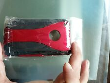 3g/3gs Phone Case, Rubber And Plastic, Red And Black Phone Case For IPhone 3G