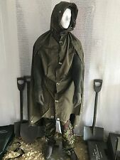 (new) army basha,poncho cape,rain poncho,water proof,tent,tarp,military,surplus