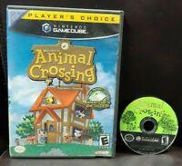 Animal Crossing -  Nintendo GameCube Tested / Working Game NGC Rare