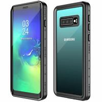 Waterproof Shockproof Case For Samsung Galaxy S10 Plus Built-in Screen Protector
