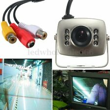 IR Wired CCTV Mini Spy Camera Home Security Night Vision Infrared Video Recorder