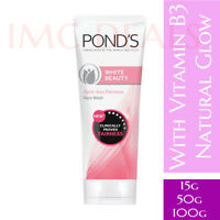 POND'S White Beauty Spotless Daily Fairness Facewash with vitamin B3+ Formula