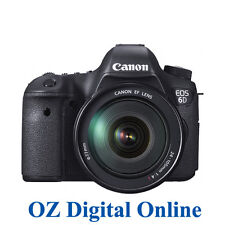 New Canon EOS 6D 24-105mm kits 20.2MP Full Frame DSLR Camera 1 Yr Au Wty