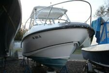 2002 Boston Whaler Conquest 23/ 225hp Mercury-Optimax /project clean-title 02