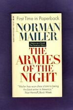 Norman Mailer The Armies of the Night Vietnam Protesters March on the Pentagon
