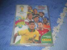 COLLECTOR PANINI  FIFA WORLD CUP BRASIL 2014 - ADRENALYN  XL + ENVIR 260 CARTES