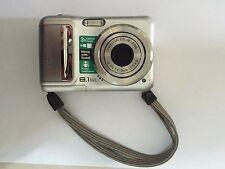 Fujifilm FinePix A Series A850 8.1 MP Digital Camera - Silver