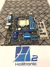 ASUS P8H61-M LX PLUS microATX Motherboard - LGA1155 Socket w/ I/O Shield *USED*