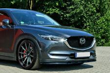 For Mazda CX-5 KF Front Bumper Lip Cup Skirt Lower spoiler Chin Valance Splitter