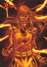 WALLFLOWER / X-Men Archives (Rittenhouse Archives 2009) BASE Trading Card #66