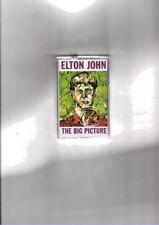 ELTON JOHN - THE BIG PICTURE -  MC NUOVA SIGILLATA