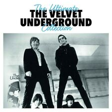 THE VELVET UNDERGROUND - THE ULTIMATE COLLECTION  2 CD NEU
