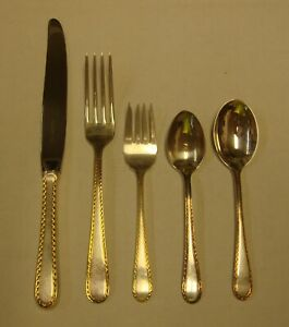 Kirk & Sons Stieff Silver GOLDEN WINSLOW (1850) Choice Piece STERLING  BEST!