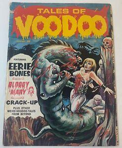 Eerie TALES OF VOODOO #11 ~ November 1968