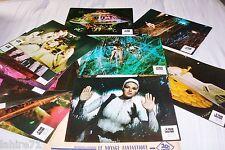 LE VOYAGE FANTASTIQUE  raquel welch jeu 18 photos cinema lobby cards fantastique