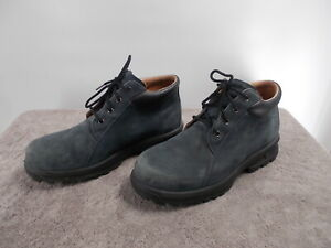 Vintage Nike ACG All Conditions Gear Boots Navy Suede Men's Size 11/45