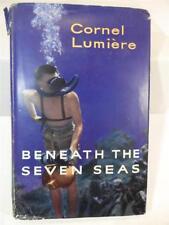 Vintage 1956 Beneath the Seven Seas Book - Cornel Lumiere - Good Condition RARE!