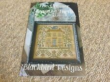 The Summer Beaming Forth Cross Stitch Chart By Blackbird Designs