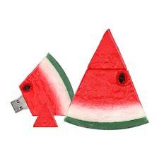 Cute Watermelon Cartoon Model USB 2.0 8GB-64GB flash drive memory stick pendrive