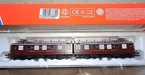 Locomotive Ae 8/8 274 BLS  ep IV/V-HO-1/87-ROCO  63880 HO - Etat NEUF